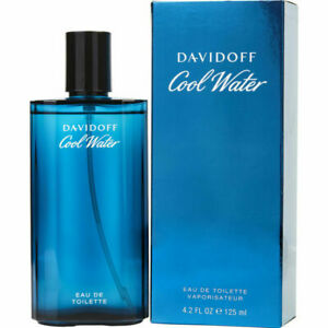 Davidoff Cool Water 125ml Men's Eau de Toilette Spray