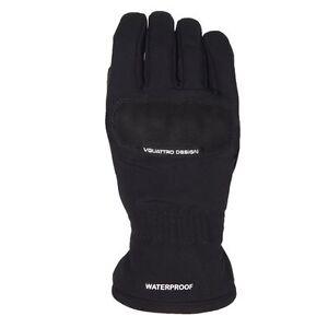 paire gants gant hiver moto homme v 39 quattro mild taille xl homologu e ce. Black Bedroom Furniture Sets. Home Design Ideas