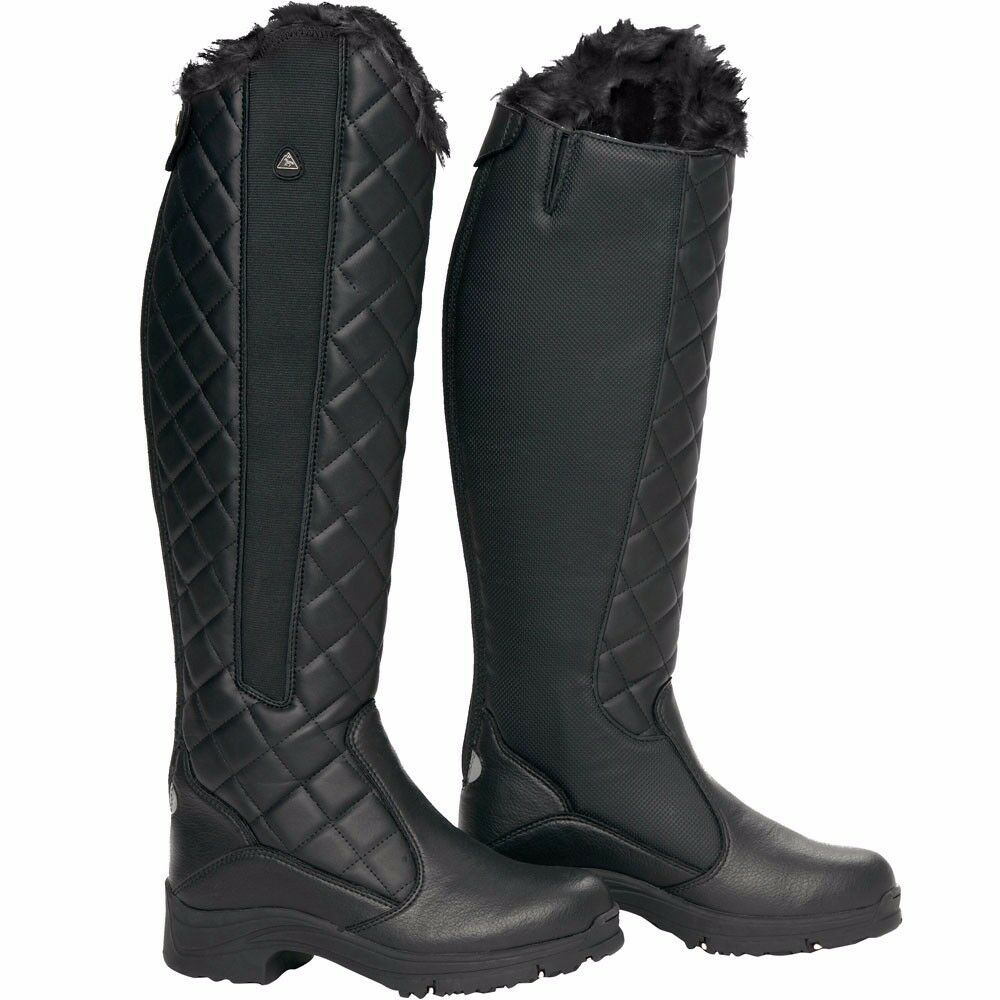 MOUNTAIN HORSE STELLA POLARIS Winter Stiefel-REG-UE Größe 36 UK 5