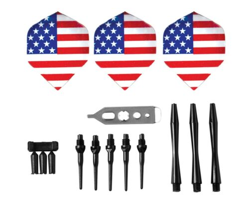 Details about  /Fat Cat Support Our Troops 16g Soft Tip Darts 20-2075-16  w// FREE Shipping