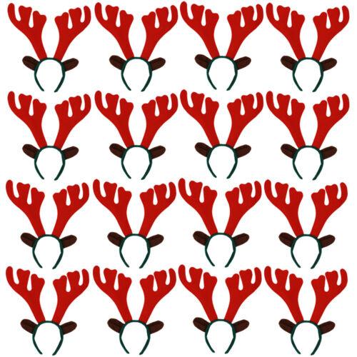 Renna Corna Natale Costume Accessorio Natale Festive Festa Lotto