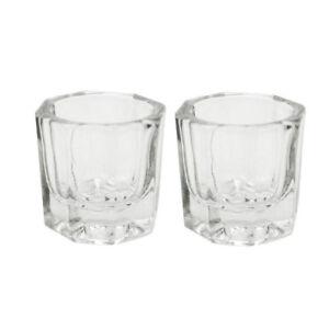 Bowl-Liquid-Cup-Acrylic-Dappen-Dish-Cup-Crystal-Glass-Cup-Nail-Art-Tools