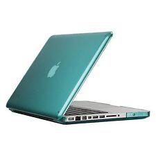 "Speck MacBook Pro 13"" Case SmartShell SeeThru Cover Shell Mykonos Blue 2 Pcs"