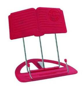 The-039-CLASSIC-039-Book-Stand-Book-Holder-Red