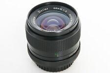 Vivitar 28mm f2 lens, AR Konica Mount by kiron