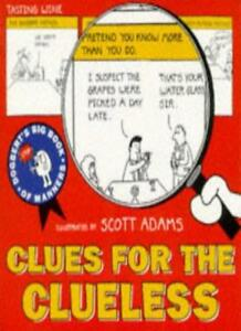 Clues for the Clueless : Dogbert's Big Book of Manners,Scott Adams