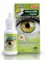 Manzanilla Sophia Chamomile Herbal Eye Drops (15ml)