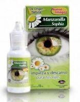 Manzanilla Sophia Chamomile Herbal Eye Drops (15ml)