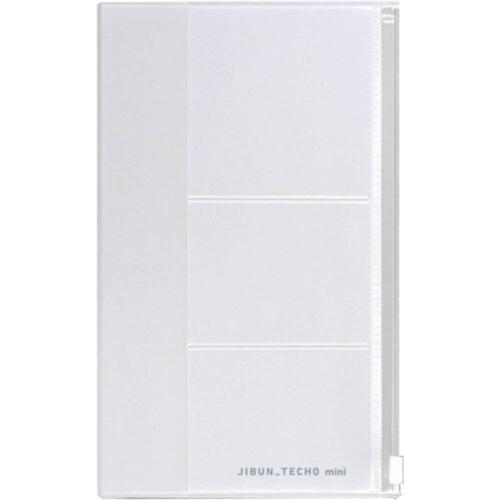 Kokuyo Jibun Techo Goods Zipper case for B6 Slim mini