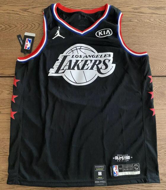 Authentic Nike Lebron James 2019 All Star La Lakers Swingman ...
