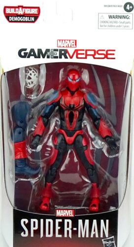 """16cm personaggio Hasbro SPIDER-Man Armor MK III 6/"""" inch//ca MARVEL Legends Spider-Man"""