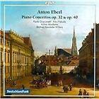 Anton Eberl - : Piano Concertos, Opp. 32 & 40 (2012)
