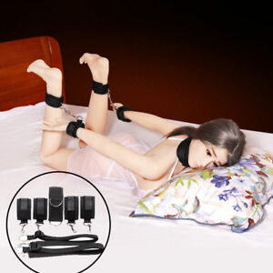 SEX-Adult-Sex-Games-Toys-Kit-for-Couples-women-bondage-restraint-Set-Hand-Cuffs