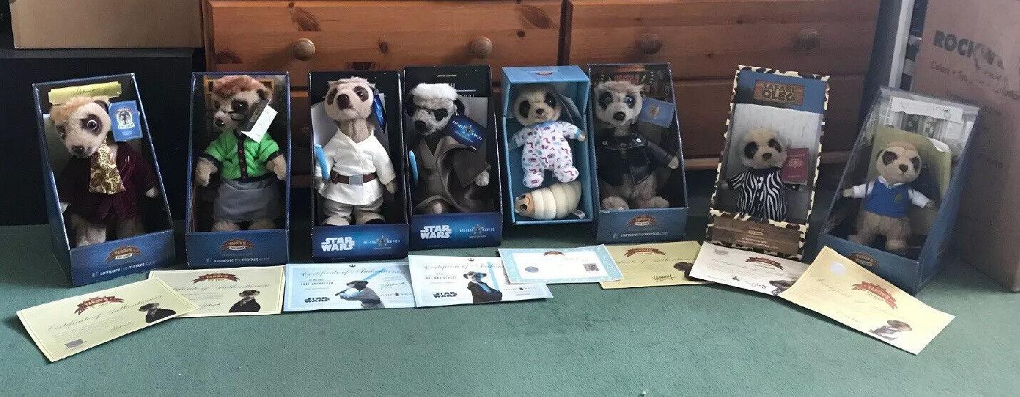 Meerkat Toy Bundle - Compare The Market