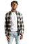 Men-039-s-Casual-Plaid-Flannel-Long-Sleeve-Button-Down-Shirt-Buffalo-Plaid-S-2XL thumbnail 14