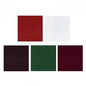1 X 3 Mm Extra épais Acrylique Feutre Tissu A4 23 X 30 Cm Craft-afficher Le Titre D'origine Produire Un Effet Vers Une Vision Claire