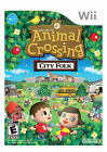 Animal Crossing: City Folk (Nintendo Wii, 2008) - US Version