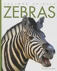 Zebras by Kate Riggs (Hardback, 2014)