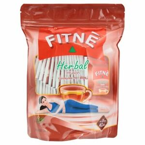 FITNE Herbal Infusion original flavor tea from natural ...