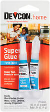 Devcon SUPER GLUE twin pack INSTANT BOND 2g DV29005