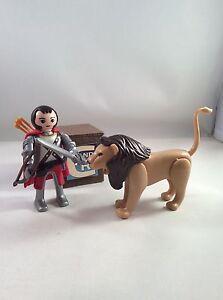 504472 Caballero orden león playmobil