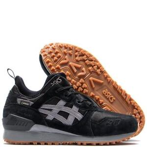 Details zu Asics Tiger Gel Lyte MT Gore Tex Black Gum Winterize Suede Boot Men 1193A041 001
