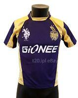IPL Kolkata Knight Riders 2015 Jersey / Shirt, T20, Cricket India, KKR