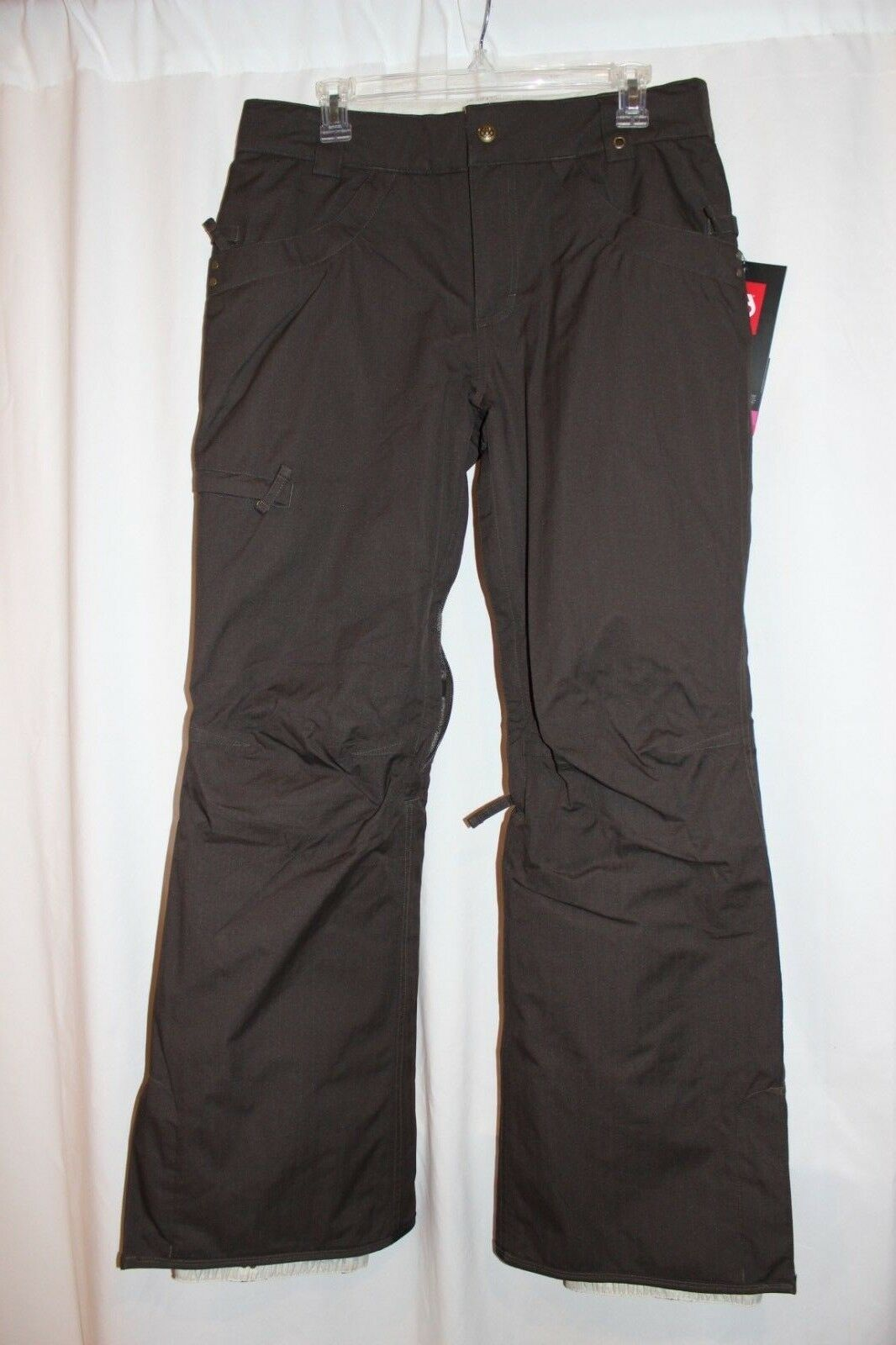 686 Women's Patron Snowboard Pant (Large) Coffee Brown   quality product