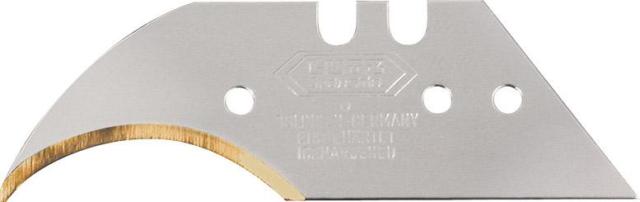 Sichelklinge a 10 Stück TIN 0,65mm Lutz E/D/E Logistik-Cente