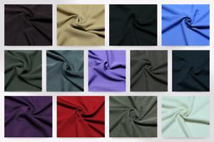Viscose Stretch Single Jersey Dress Fabric GSF-2894-1-M
