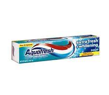 Aquafresh Extra Fresh Whitening Tube Toothpaste, 5.6 oz (Pack of 3)