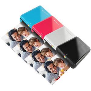 Polaroid ZIP Instant Mobile Printer with ZINK Zero Ink Printing Technology