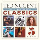 Original Album Classics [Box] by Ted Nugent (CD, 2013, 5 Discs, Sony Legacy)