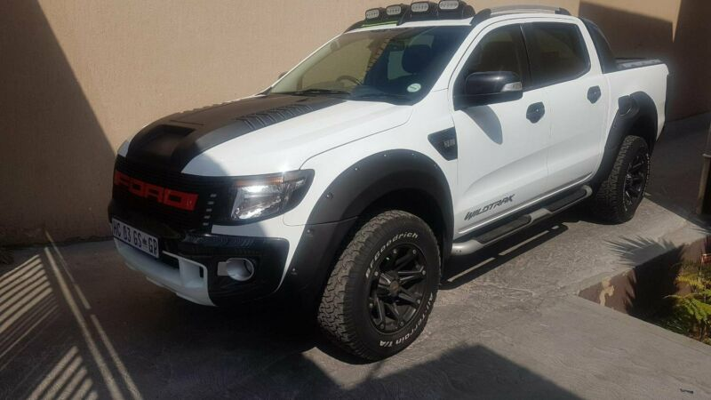 FORD RANGER AND 4X4 BAKKIE AUTO ACCESSORIES