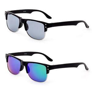 6e492a5760 Kids Boys Sunglasses Horn Rimmed Half Frame Small Frame Flash Mirror ...
