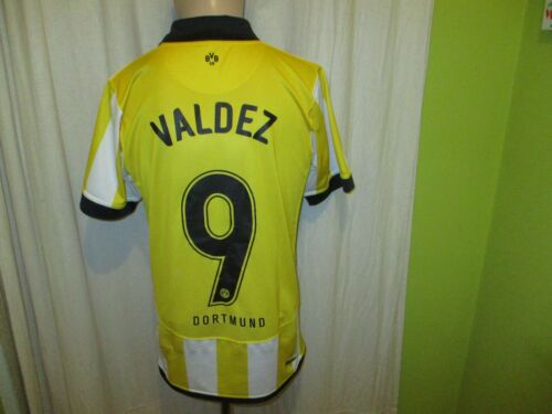 Nr.9 Valdez M Neu Signiert Gr.S Borussia Dortmund Nike Trikot 2006/07