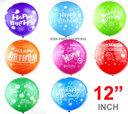 20 X CLEAR BALOON transparent SMILEY FACE PLAIN BALLOONS LATEX BIRTHDAY BALLOONS