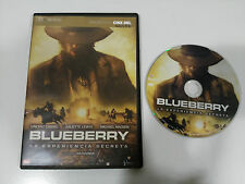 BLUEBERRY DVD SLIM VINCENT CASSEL JULIETTE LEWIS CINE DEL OESTE ESPAÑOL ENGLISH