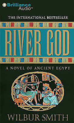 1 of 1 - River God by Wilbur Smith (CD-Audio)
