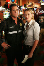 George Eads & Louise Lombard (14217) 8x10 Photo