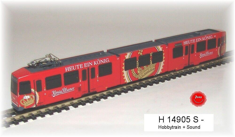 Hobbytrain 14905 S-tram Düwag m8 confutato  köpi  Sound