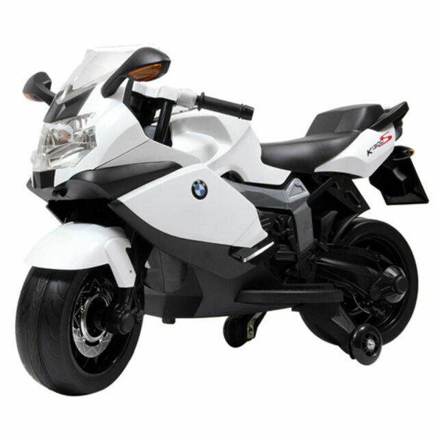 Best Ride On Cars Bmw Motorcycle Red 12v For Sale Online Ebay