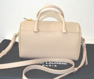 383995f83ed5 Saint Laurent YSL Classic Baby 3 hour Baby Duffle Bag crossbody bag ...