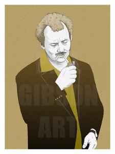 Original-034-Blume-034-Rushmore-Art-Print-Blu-Poster-Bill-Murray-Wes-Anderson-Movie