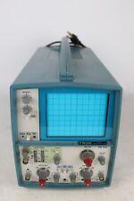 For Repairparts Vintage Tektronix T932a 35mhz Oscilloscope Cb Ham Radio