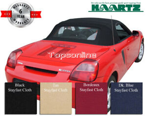 Image Is Loading Toyota Mr2 Mrs Spyder Spider Convertible Soft Top