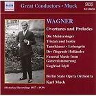 Richard Wagner - Wagner: Overtures & Preludes (2002)
