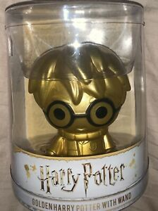 Headstart-Vinyl-Edition-Golden-Harry-Potter-With-Wand-4-inch-Gift