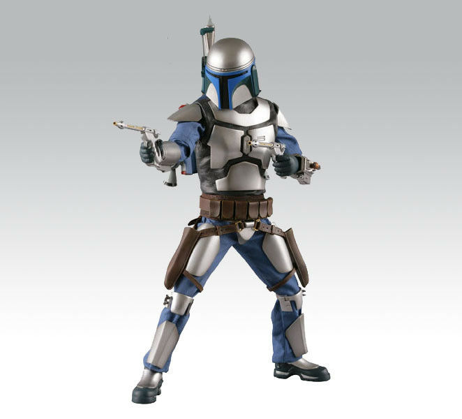 1 6 Medicom RAH Jango Fett - Star Star Star Wars 1e8f41