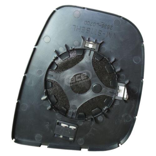 CITROEN Berlingo Van Mk2 3//2012 /> Non Riscaldato Vetro Specchio Convesso Lato Passeggero